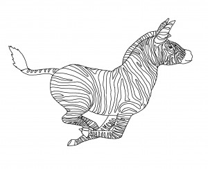 these images will help you understand the words zebra coloring page without stripes in detail all images found in the global network and can be used